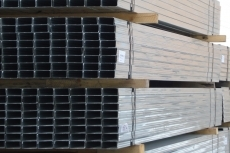 Galvanized Profiles for Dry Construction and PVC Systems